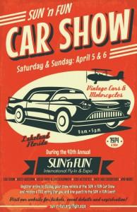 Car Show Sun-n-Fun poster